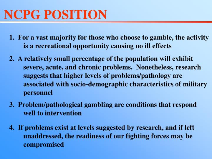 Ncpg position