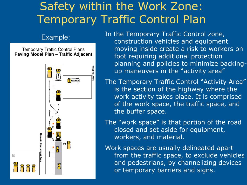 road construction work zone safety Each year in wisconsin, both highway workers and motorists are killed and  injured in crashes that happen in highway construction zones follow these rules  to.
