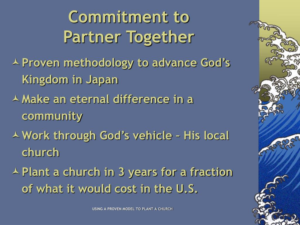 Commitment to