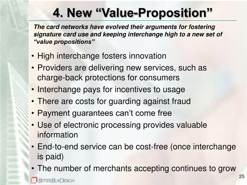 """4. New """"Value-Proposition"""""""