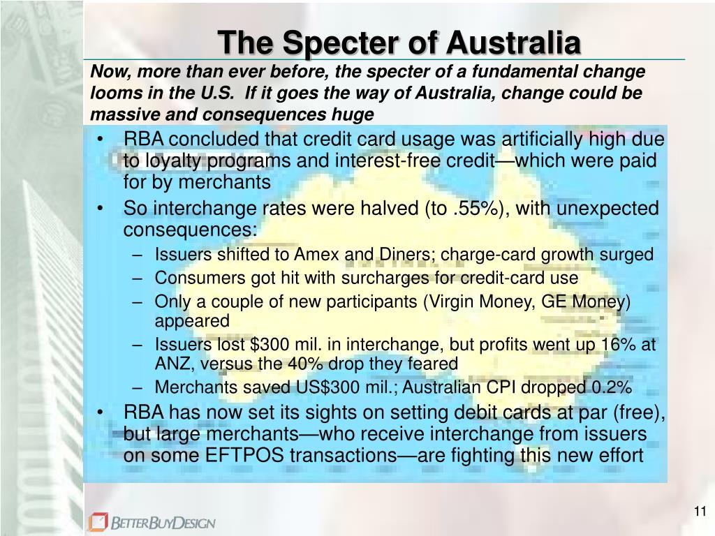 The Specter of Australia