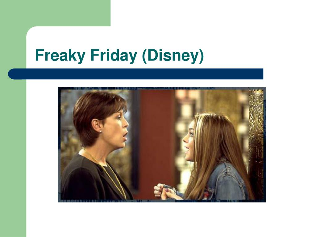 Freaky Friday (Disney)