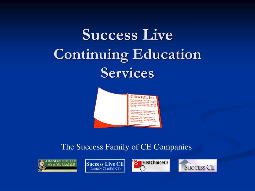 Success Live