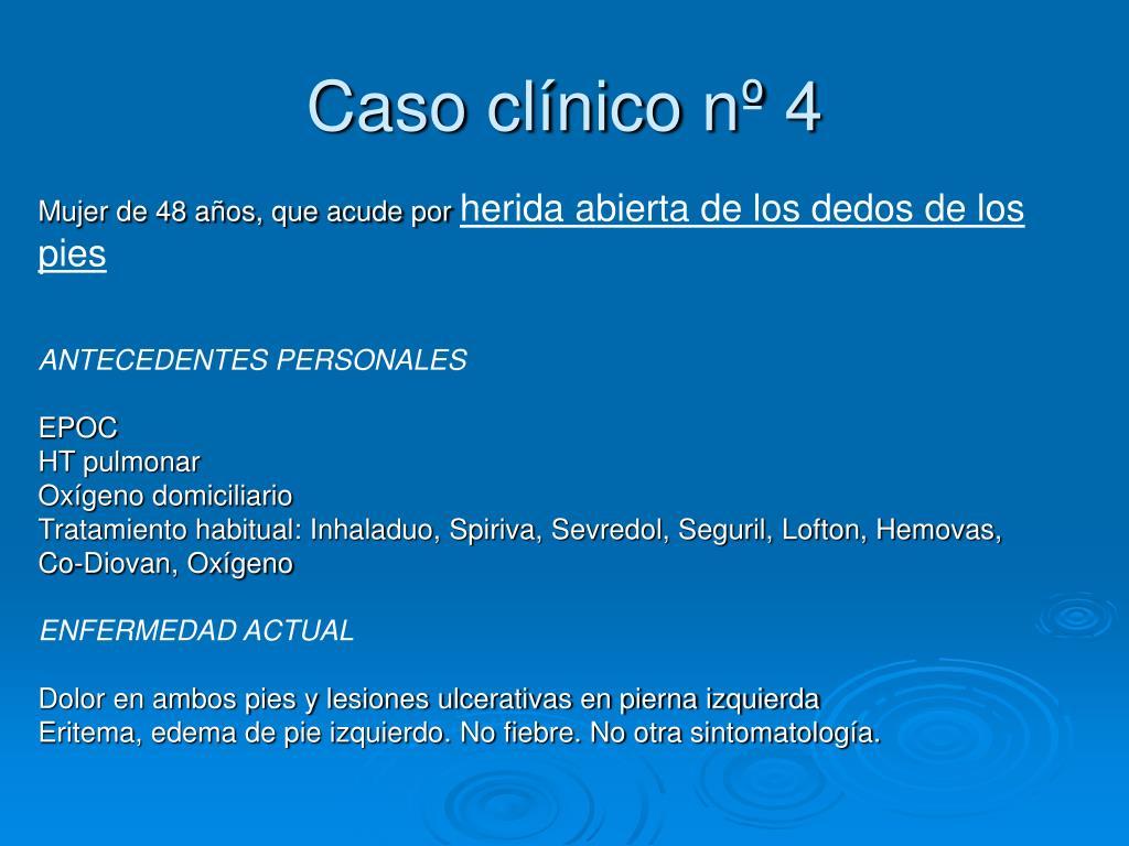 Caso clínico nº 4