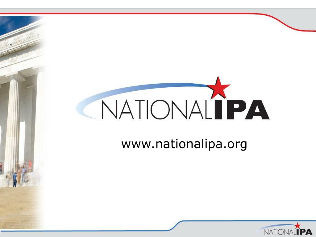 www.nationalipa.org