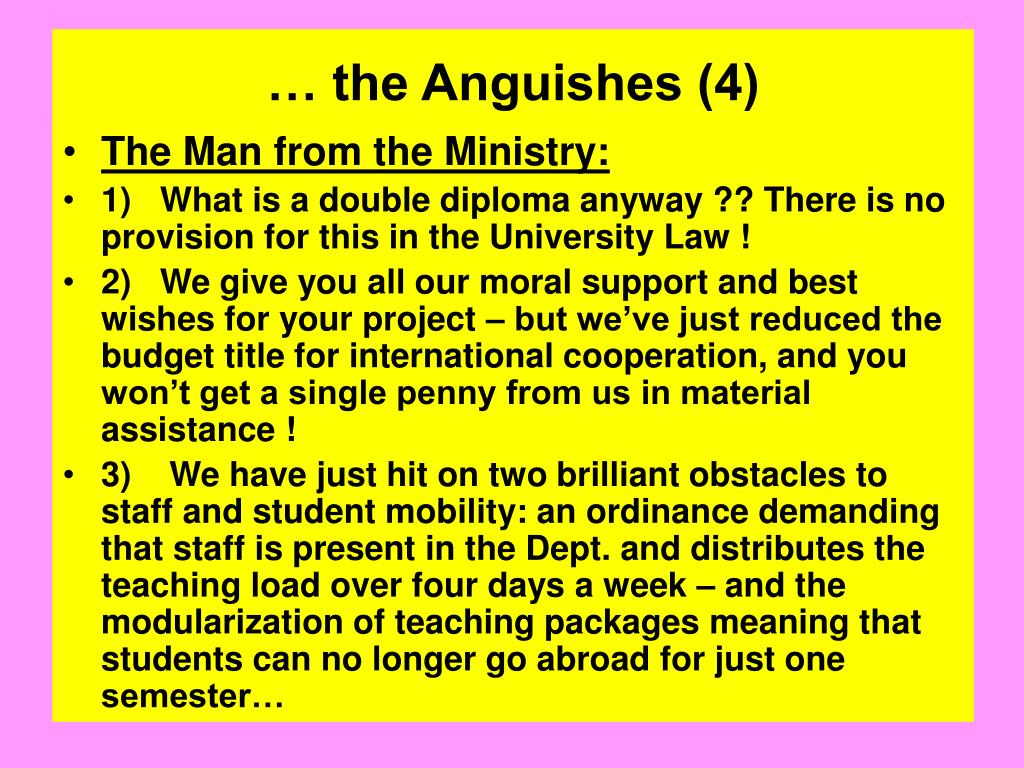 … the Anguishes (4)