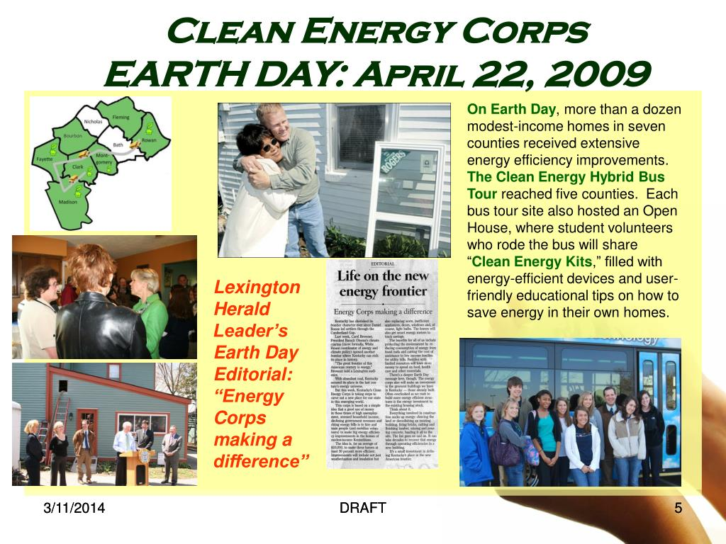 Clean Energy Corps