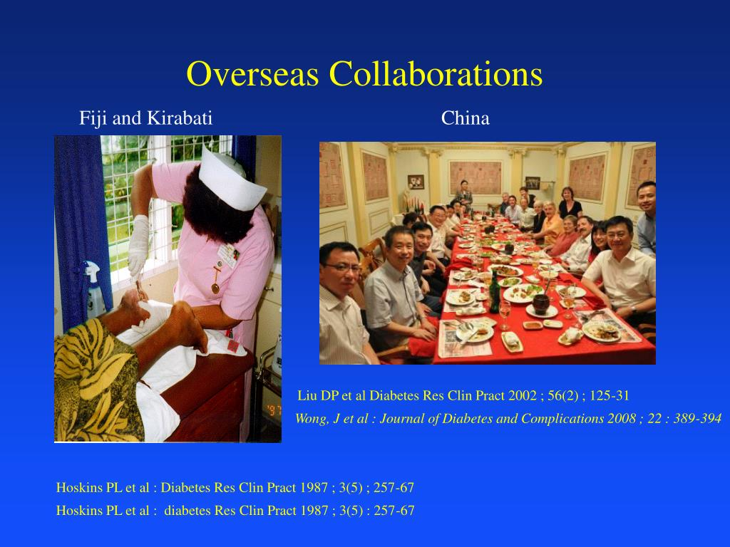 Overseas Collaborations