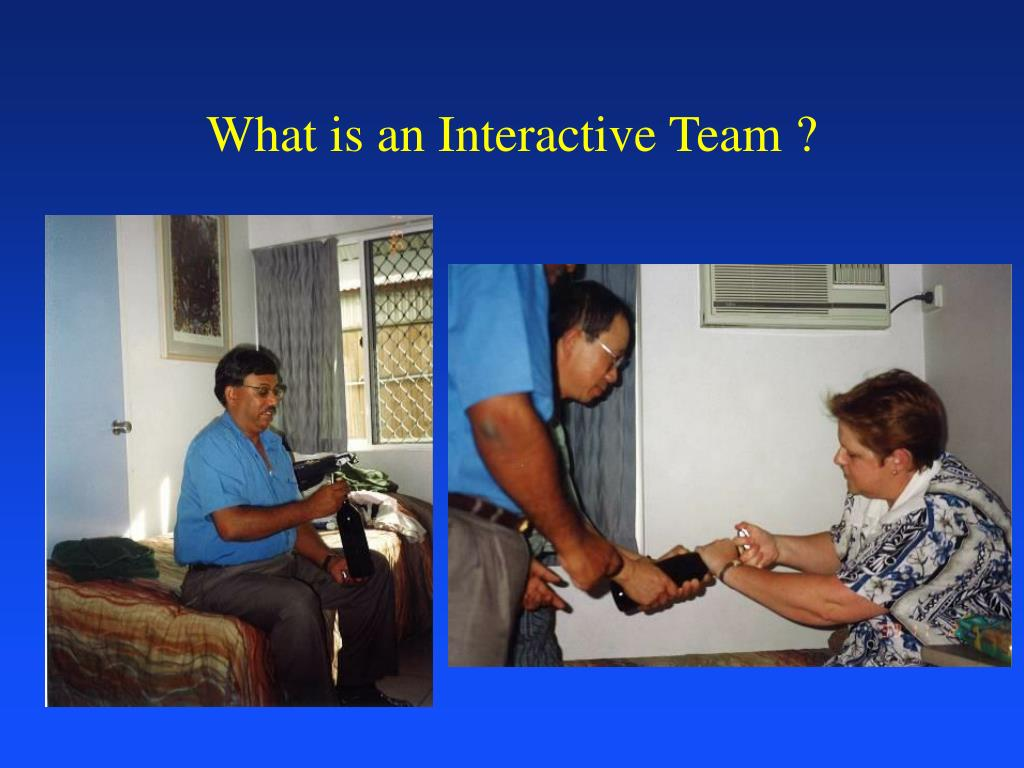 What is an Interactive Team ?