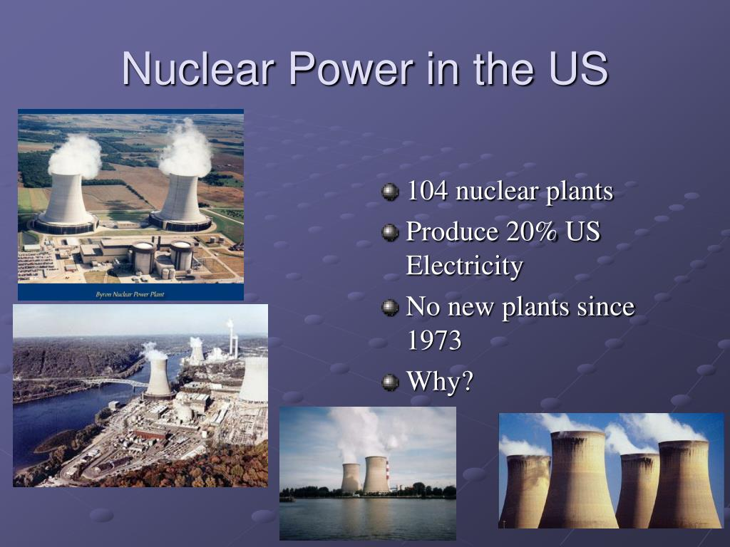 nuclear power in the present and Nuclear power and 'unconventional' energy sources: canada, the past and its present status nuclear power in canada got its start in the 1940's with some.