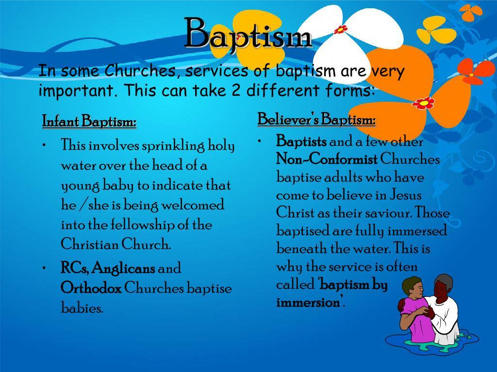 Infant Baptism: