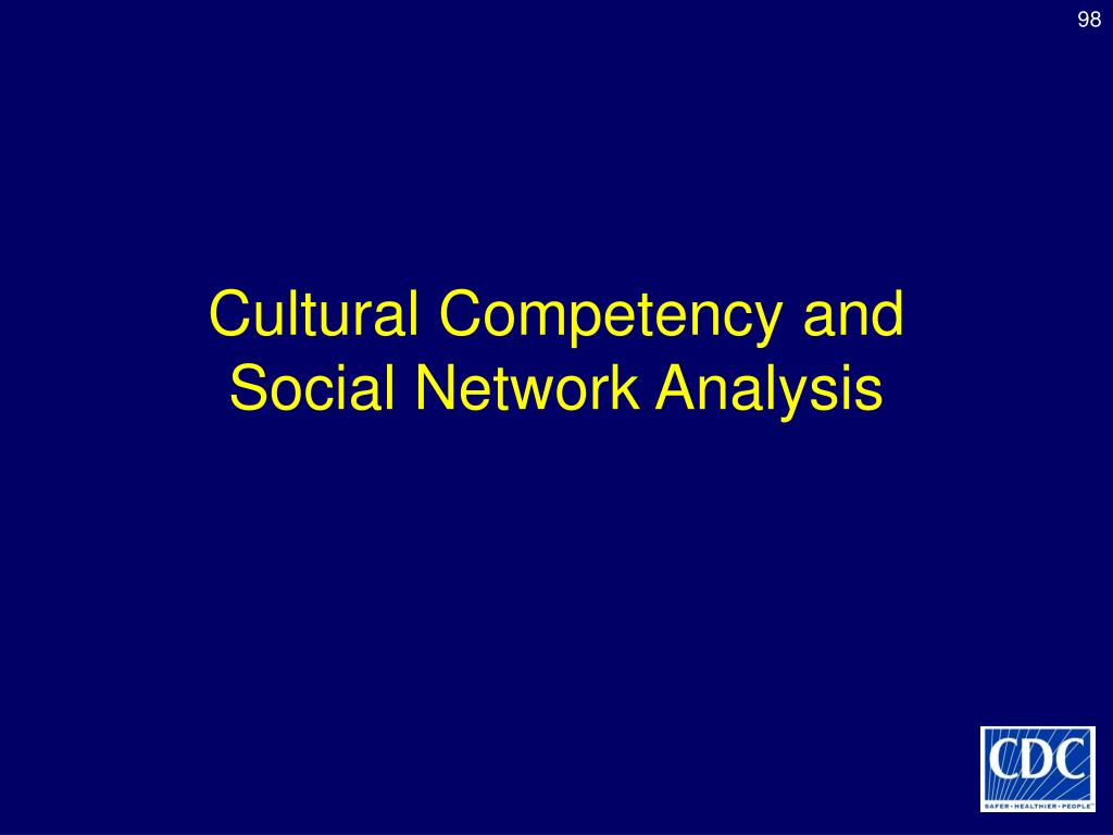 Cultural Competency and