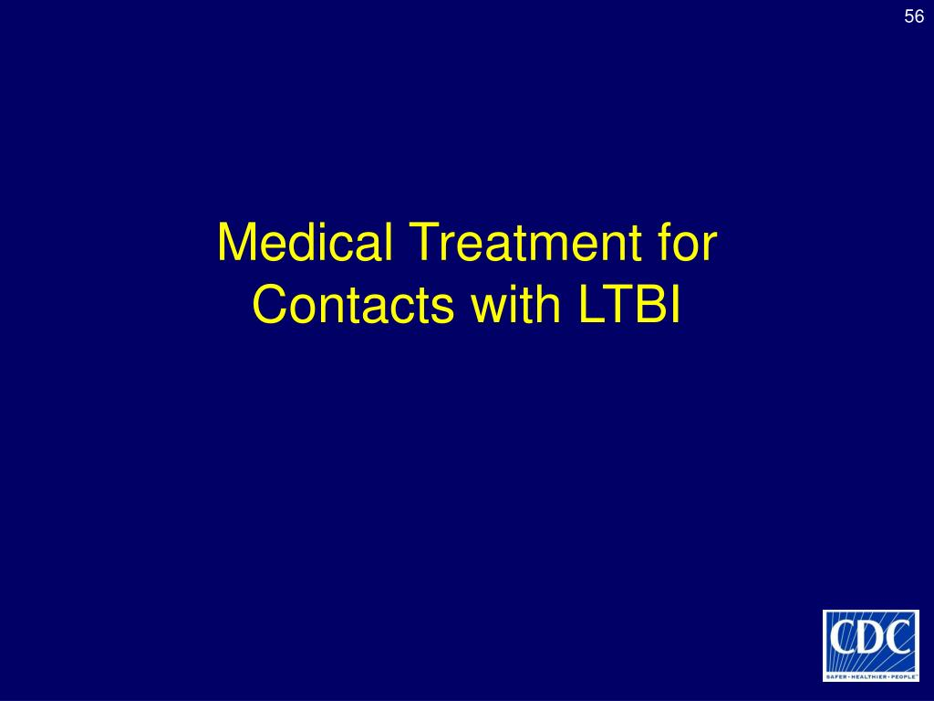 Medical Treatment for