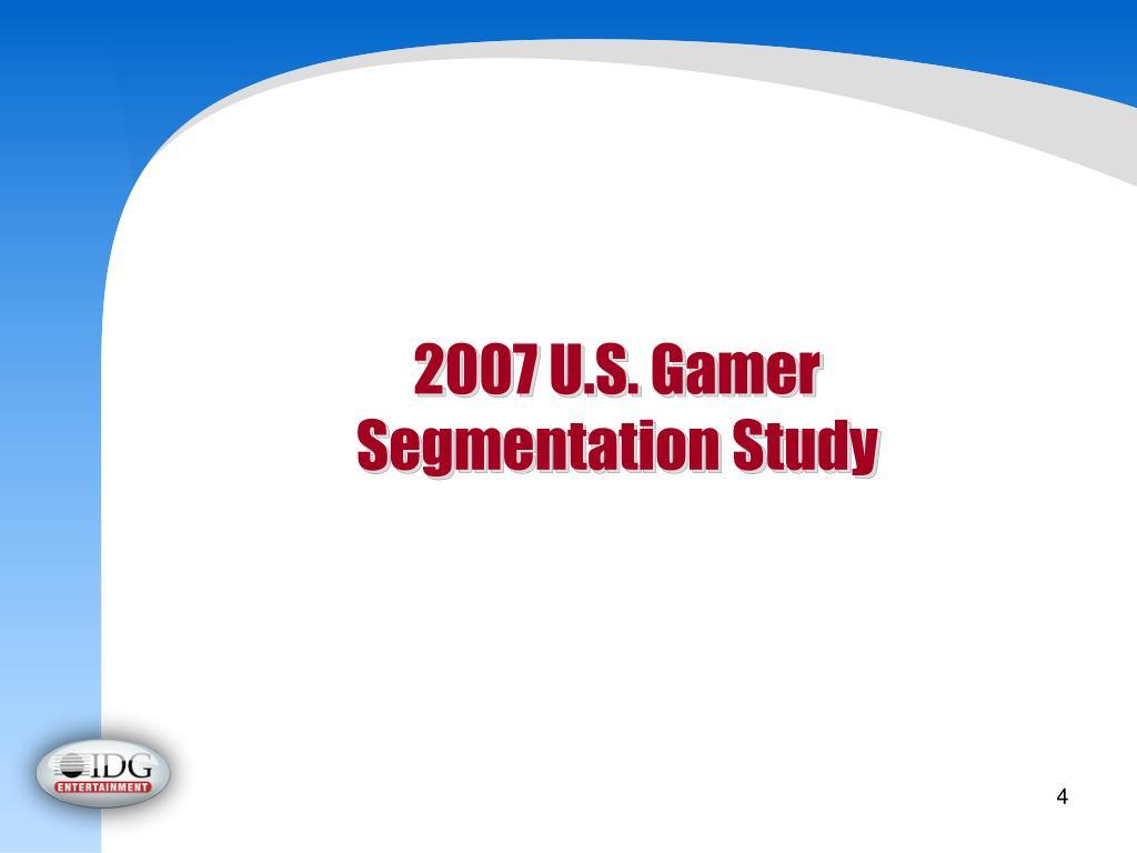 2007 U.S. Gamer