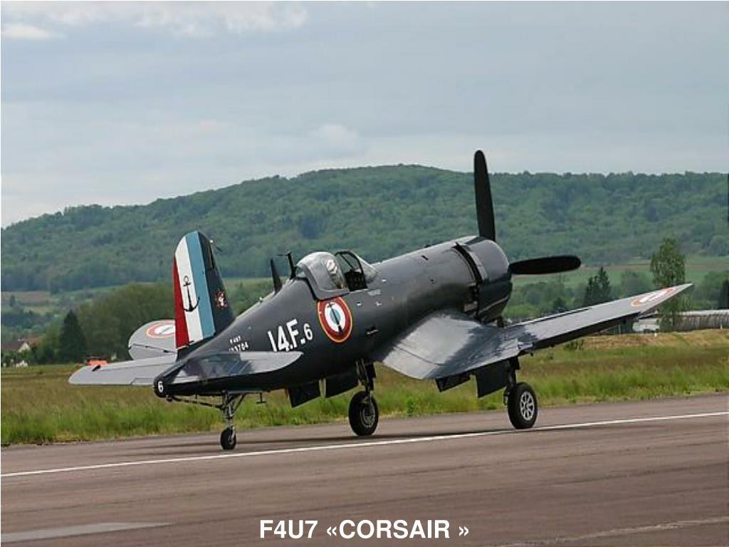 F4U7 «CORSAIR»