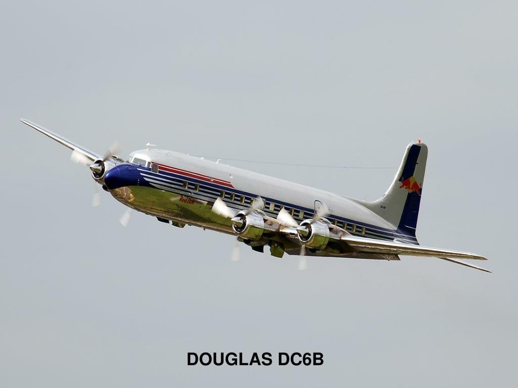 DOUGLAS DC6B