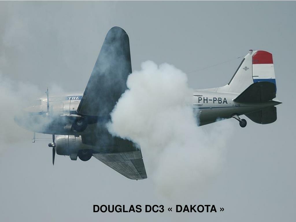 DOUGLAS DC3 «DAKOTA»