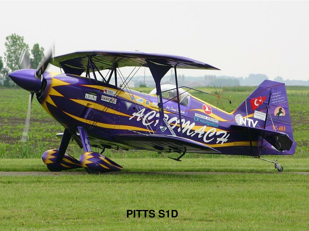 PITTS S1D