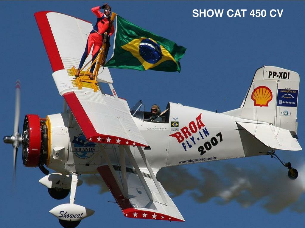 SHOW CAT 450 CV