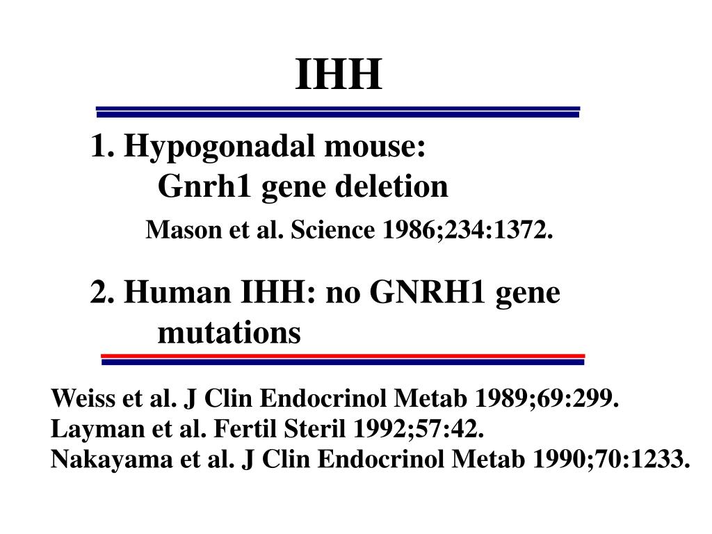 Weiss et al. J Clin Endocrinol Metab 1989;69:299.