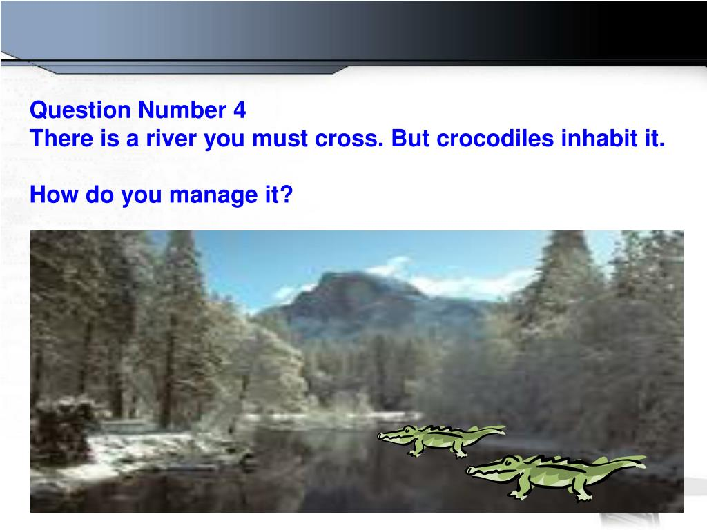 Question Number 4