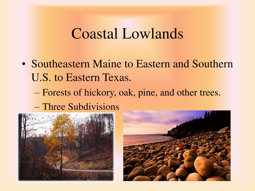 Coastal Lowlands