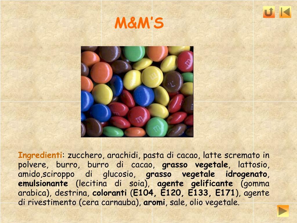 M&M'S