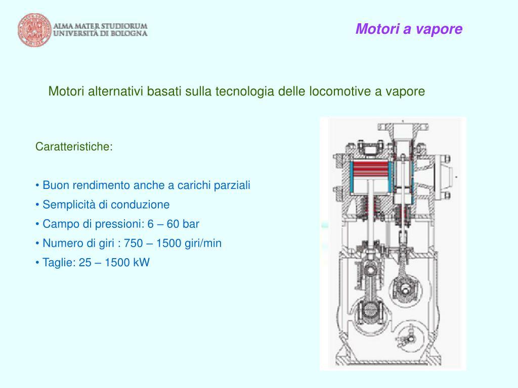 Motori a vapore