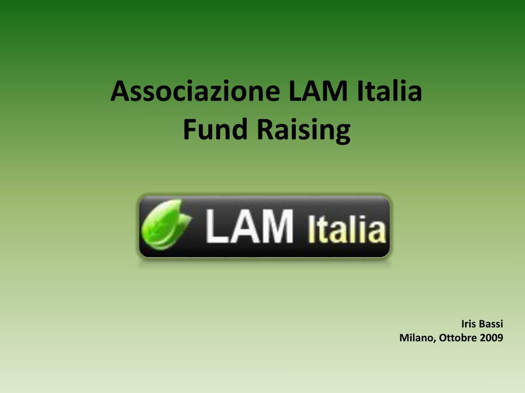 Associazione LAM Italia