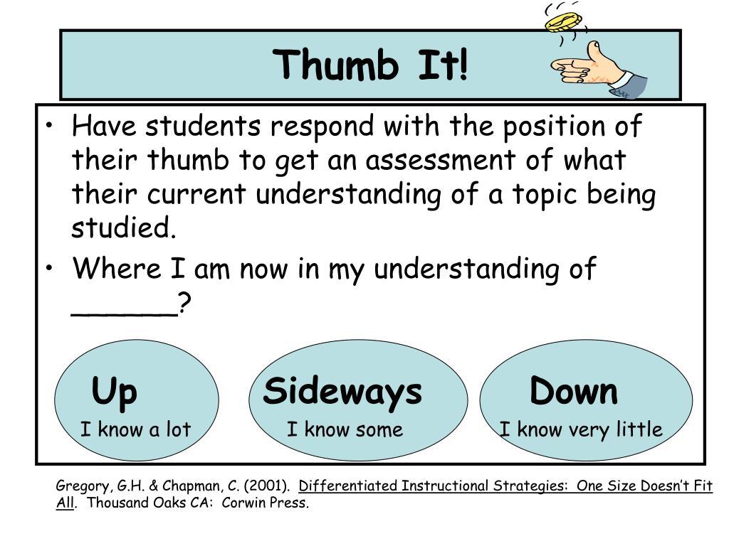 Thumb It!