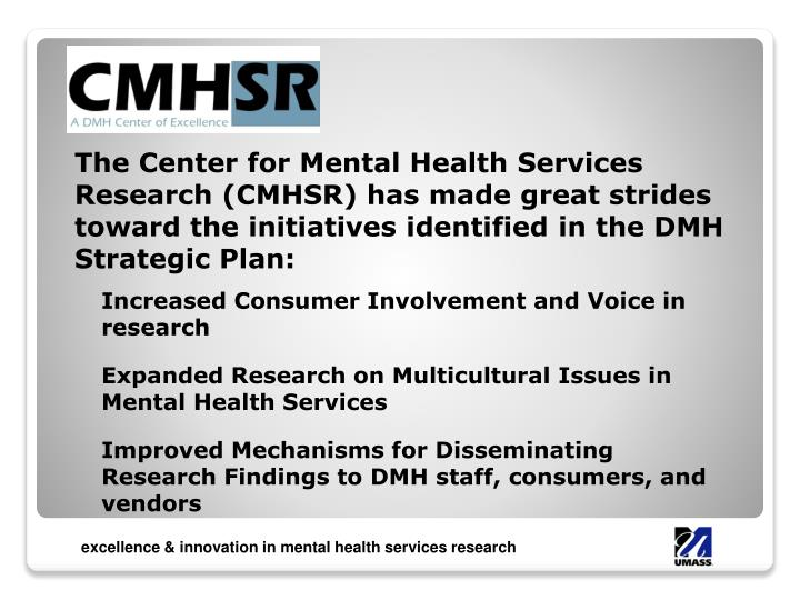 Increased Consumer Involvement and Voice in research