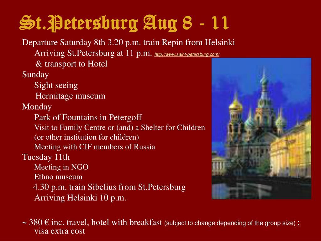 St.Petersburg