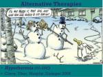 alternative therapies41