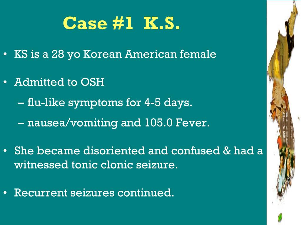 KS is a 28 yo Korean American female