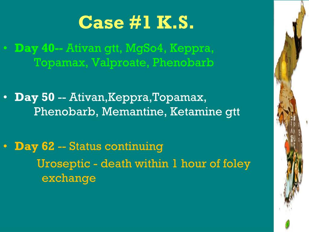 Case #1 K.S.