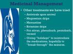 medicinal management35