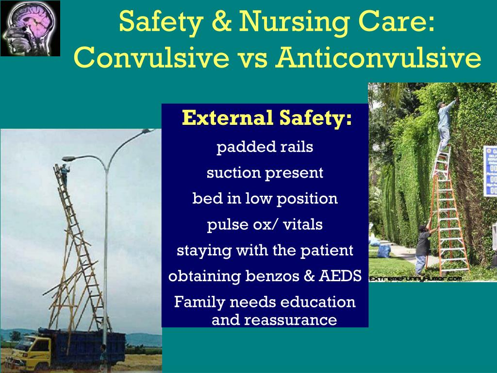 Safety & Nursing Care: