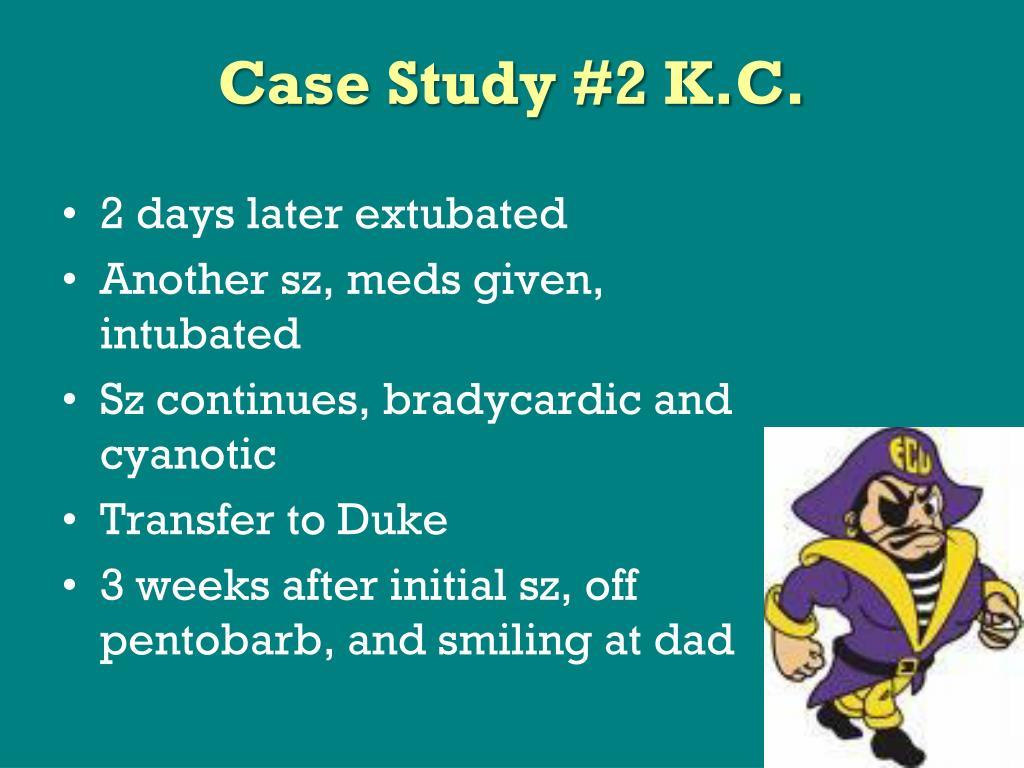 Case Study #2 K.C.