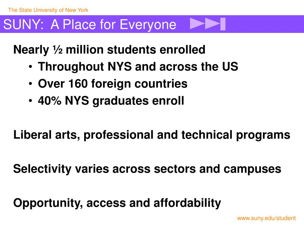 Nearly ½ million students enrolled