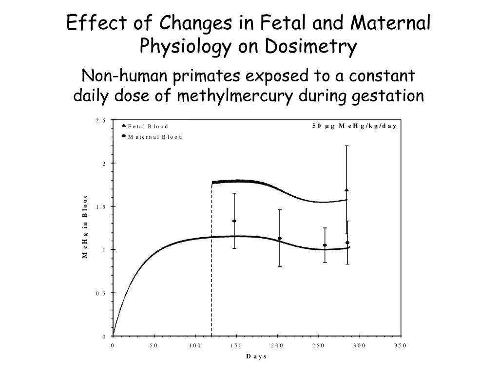 Effect of Changes in Fetal and Maternal