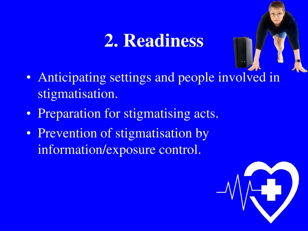 2. Readiness