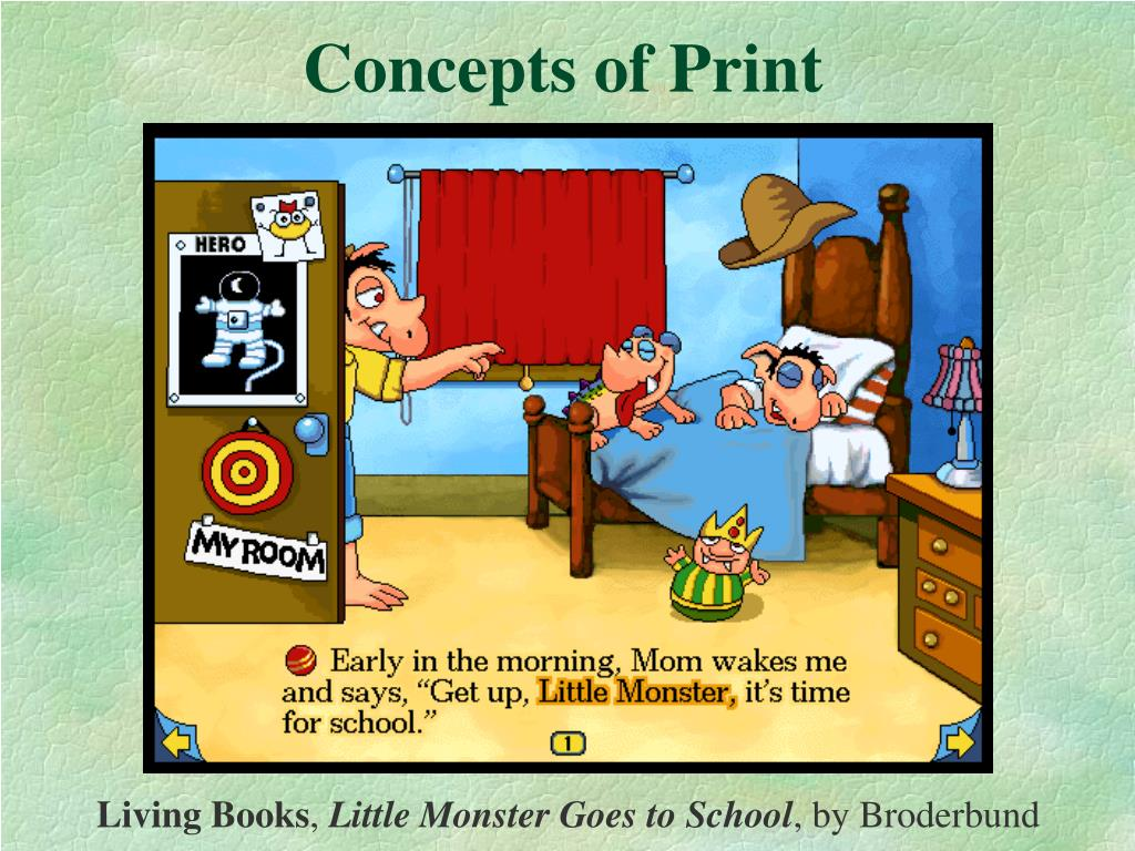 Concepts of Print