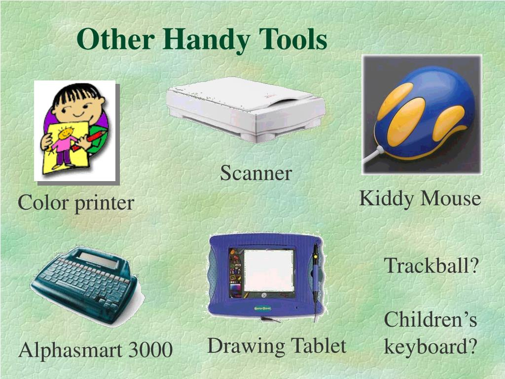 Other Handy Tools