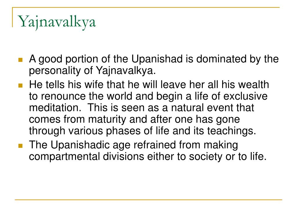 Yajnavalkya