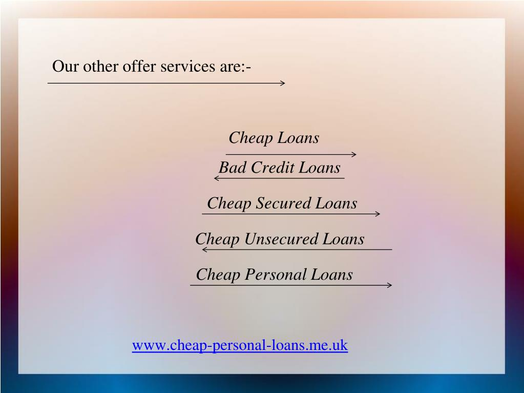Our other offer services are:-