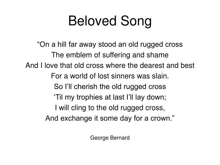 Beloved Song