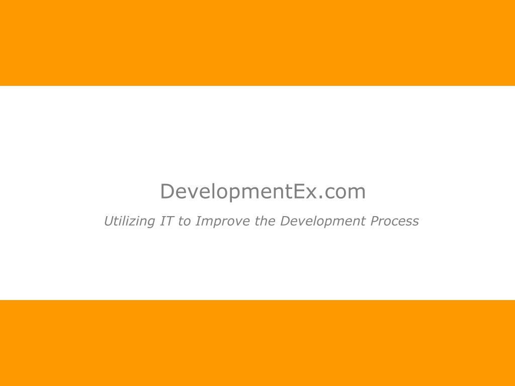 DevelopmentEx.com