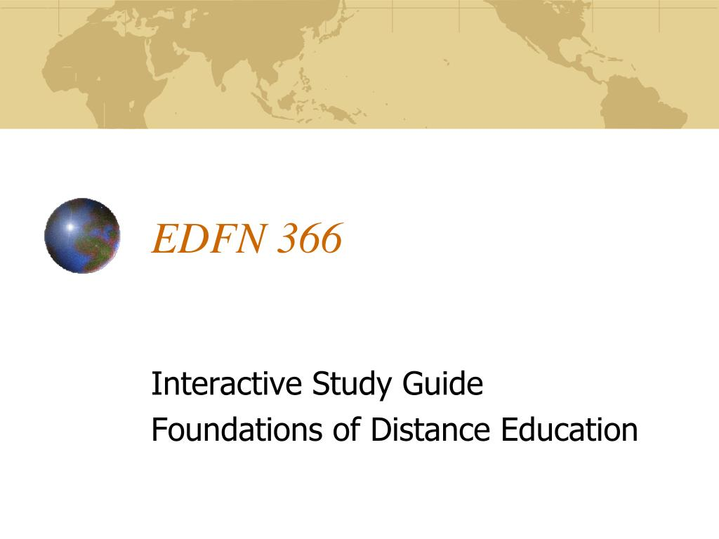 EDFN 366