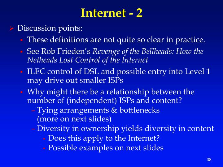 Internet - 2