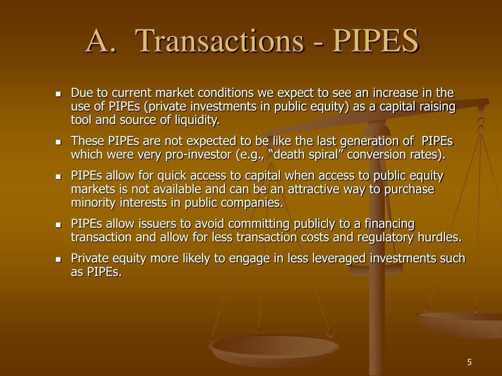 A.Transactions - PIPES